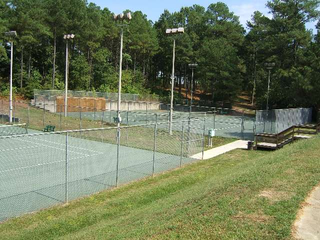 Park details for national state and local parks at for Garden hills pool hours